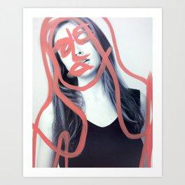 Madie Art Print