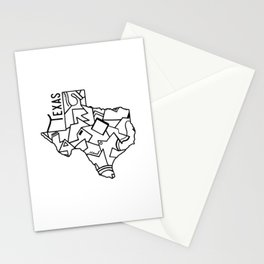 Texas Strong Stationery Cards