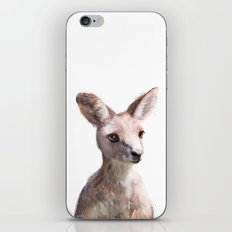 Little Kangaroo iPhone & iPod Skin