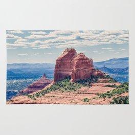 Sedona Red Rocks Rug