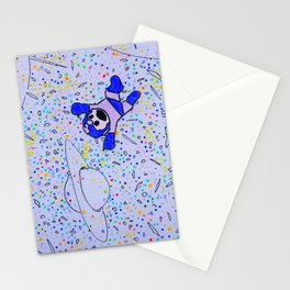 Space Ghost Purp Stationery Cards