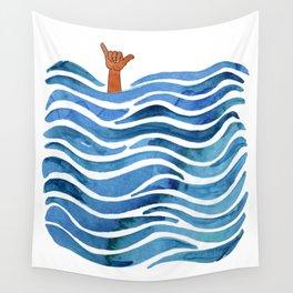 Shaka Wall Tapestry