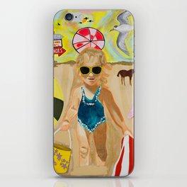 Worse Things Happen At Sea iPhone Skin
