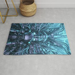 Mind of the Machine Rug