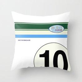 SRC Preparations 934 No.10 'Ol' No.10' Carter Throw Pillow