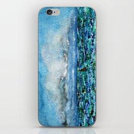 The Challenging Ocean iPhone Skin