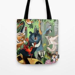 Ussuriland Tote Bag
