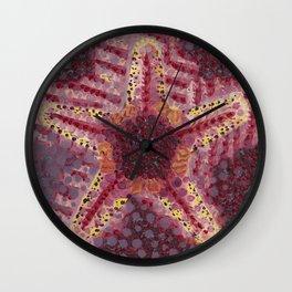 Sea Star Wall Clock