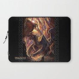 Swampy Dragon Laptop Sleeve
