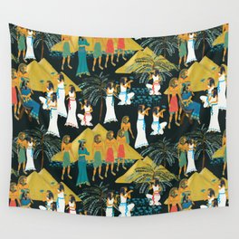 ancient Egypt Wall Tapestry