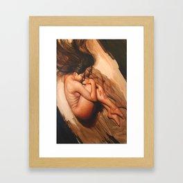 Iterate Framed Art Print