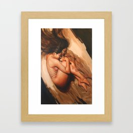 Iterate Framed Art Print