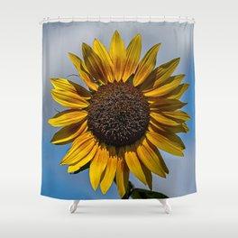 Sun's Flower Shower Curtain