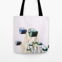 montreal Tote Bags featuring MONTREAL by sylvianerobini