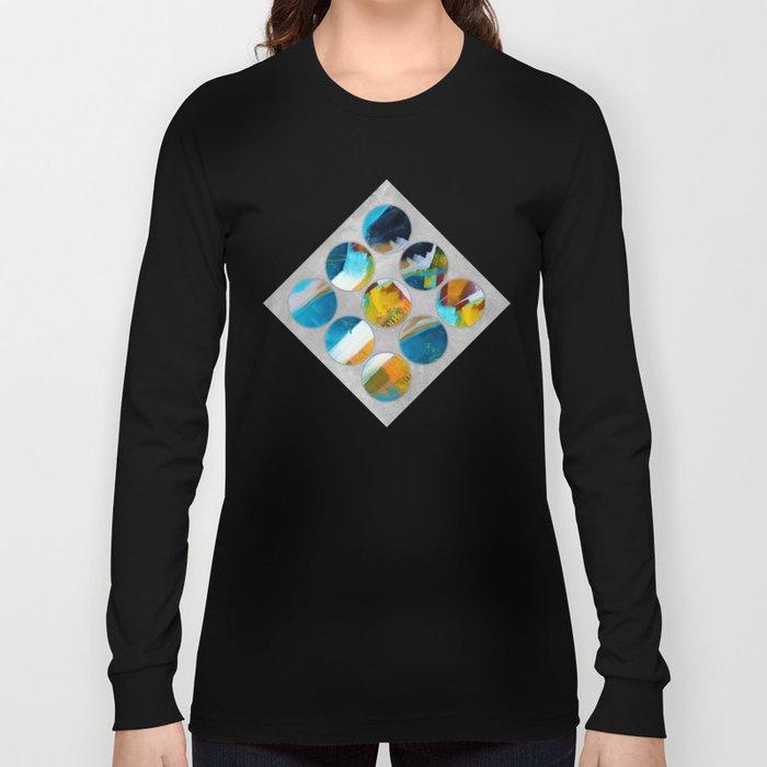 MAGIC MOMENT | CIRCLES Long Sleeve T-shirt
