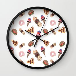 Some Of My Favorite Things Wall Clock