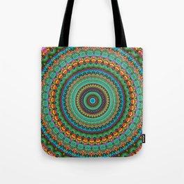 bohemian rhapsody  Mandala Tote Bag