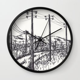Our world Wall Clock