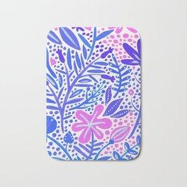 Garden – Indigo Palette Bath Mat