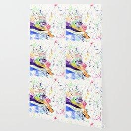 Bearded Dragon in full colour Wallpaper