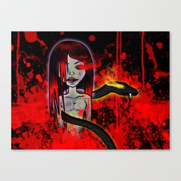 Blood Children Canvas Print