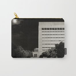 Orange trees and Cubes Carry-All Pouch