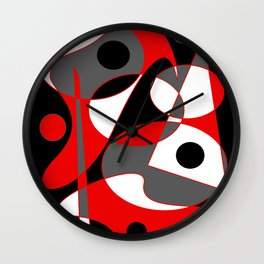 Abstract #855 Wall Clock
