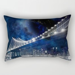 New!! New York City Rectangular Pillow