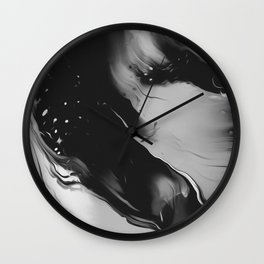 THE DAWN Wall Clock