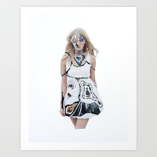 Echo Echo Art Print