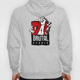 Brutal Studio Logo Hoody