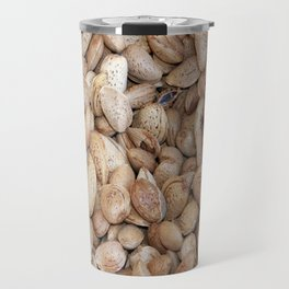 Harvested Almonds Travel Mug