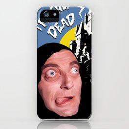 It's Alive! iPhone Case