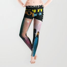 The Apollo Theater of Harlem Present James Brown Live Portrait Leggings