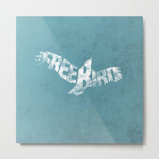freebird Metal Print