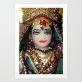 Rani Art Print