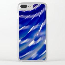 Spiraled Sea Urchin Clear iPhone Case