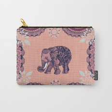 Bohemian Elephant  Carry-All Pouch