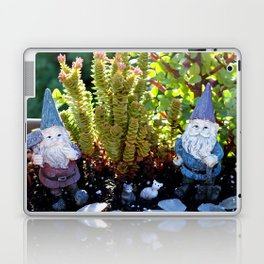 Good Morning from Gustav & Lars Laptop & iPad Skin
