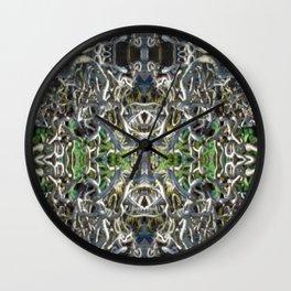 Contorted Filbert Wall Clock