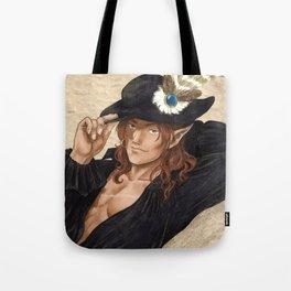 Dax - Pirate Elf Tote Bag