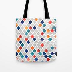 Sea & Spice Moroccan Pattern Tote Bag