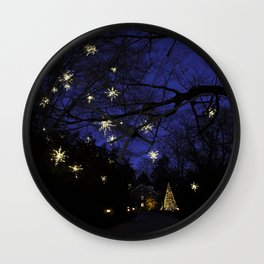 To Grandmothers House Wall Clock