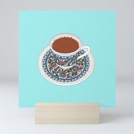 Turkish Coffee Mini Art Print