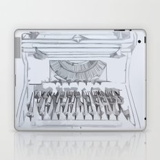 Typed Out Laptop & iPad Skin