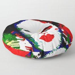 FRIDA K. Floor Pillow