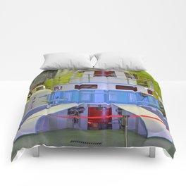 machine room HPP Comforters