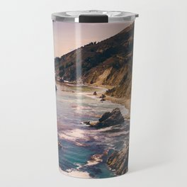 Big Sur Pacific Coast Highway Travel Mug
