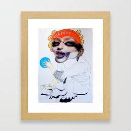 TUSSUT Framed Art Print