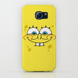 Spongebob Naughty Face iPhone Case